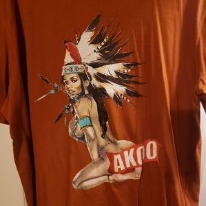 Akoo Hustle Gng T Shirt